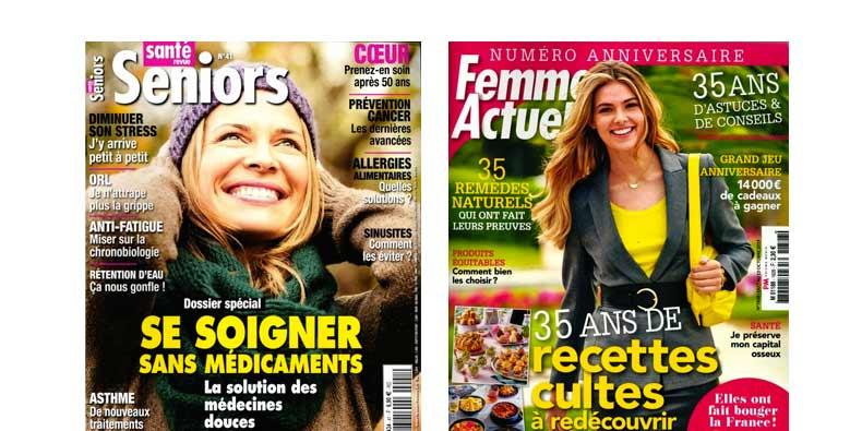 magazine pour mamie