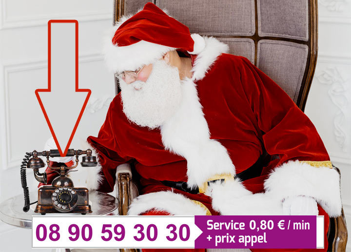 Numero Pere Noel Gratuit ˏˋ Numero du Pere Noel ˎˊ˗ Appeler le Père Noël en 2020